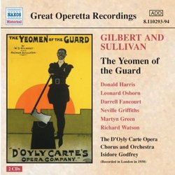 Gilbert and Sullivan: The Yeomen of the Guard