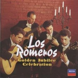 Los Romeros Anniversary Album