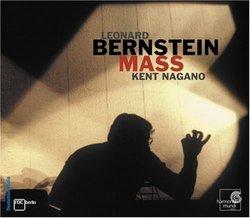 Leonard Bernstein - Mass (A Theatre Piece for Singers, Players & Dancers) / Nagano, Hadley, Deutsches Symphonie-Orchester Berlin (Multichannel Hybrid SACD)