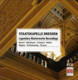 Legendary Masterworks Recordings: