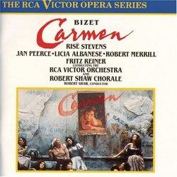 Georges Bizet: Carmen (Complete Recording)