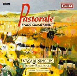 Pastorale, French Choral Music