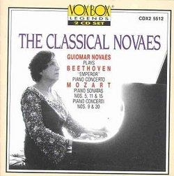 Guiomar Novaes Plays Beethoven and Mozart