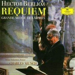Berlioz: Requiem [LP Sleeve] [Japan]