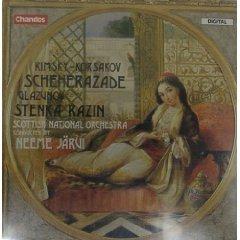 Scheherazade / Stenka Razin