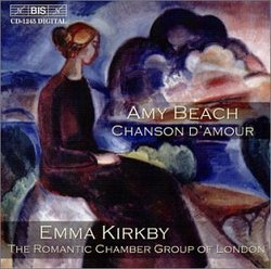 Amy Beach: Chanson D'Amour