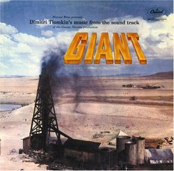 Giant [Original Motion Picture Soundtrack]
