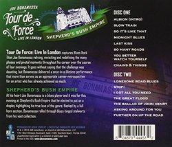 Tour De Force: Live In London - Shepherd's Bush Empire [2 CD]