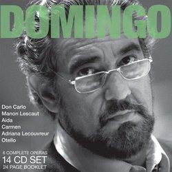 Legendary Performances of Domingo [Box Set]