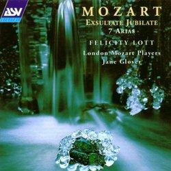 Felicity Lott - Mozart ~ Exsultate Jubilate / 7 Arias