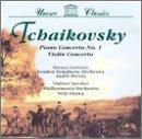 Piano Concerto 1 / Violin Concerto D Major
