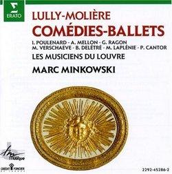 Lully-Molière - Comédies-ballets / Les Musiciens du Louvre, Minkowski