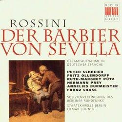 Gioacchino Rossini: Der Barbier von Sevilla