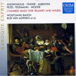 Chamber Music For Trumpet & Winds [Germany]