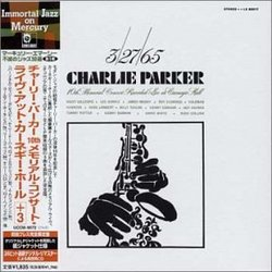 3/27/65 Charlie Parker 10th Memorial Con