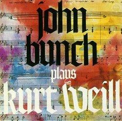 Plays Kurt Weill