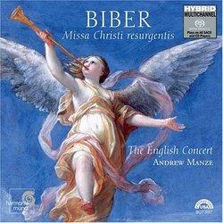 Biber: Missa Christi resurgentis [Hybrid SACD]