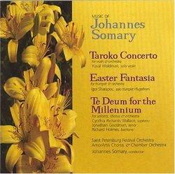 Music of Johannes Somary