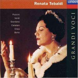 Grandi Voci: Renata Tebaldi