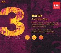 Bartók: The Concerto Album