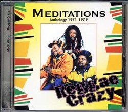 Reggae Crazy- Anthology 1971-1979