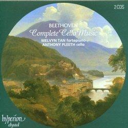 Complete Cello Music
