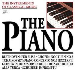 The Instruments Of Classical Music: The Piano