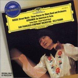 Russo: Street Music; Gershwin: An American in Paris