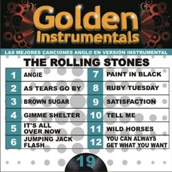 GOLDEN INSTRUMENTALS V.19 ROLLING STONES