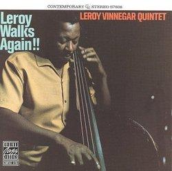 Leroy Walks Again!!