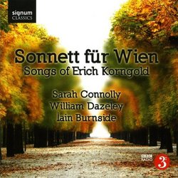 Songs of Erich Korngold