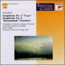 Symphony 4 & 5 / Rosamunde Overture