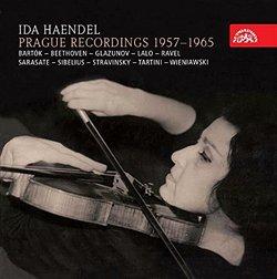 Ida Haendel - Prague Recordings (1957-1965)