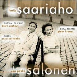 Kaija Saariaho: Château de l'âme / Graal Théâtre / Amers