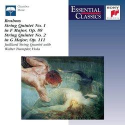 Brahms: String Quintets Nos. 1 & 2, Opp. 88 & 111