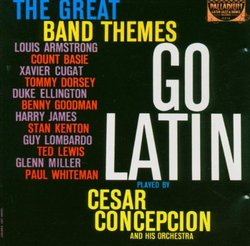 Great Band Themes Go Latin