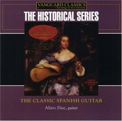 The Classic Spanish Guitar