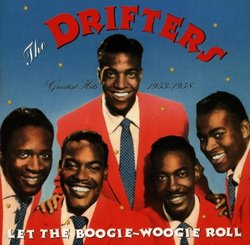 The Drifters - Let the Boogie-Woogie Roll: Greatest Hits 1953-1958