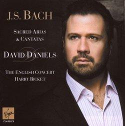 Bach: Sacred Arias & Cantatas