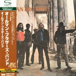 Allman Brothers Band (Mlps) (Shm)