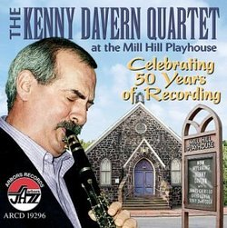 The Kenny Daven Quartet at the Mill Hill Playhouse