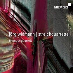 Widmann: Streichquartette