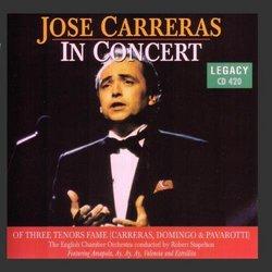 Jose Carreras In Concert
