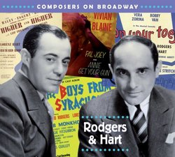 Composers on Broadway (Rodgers and Hart)