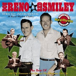 Strictly Instrumental: Best of 16 Rural Rhythm