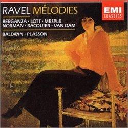 Ravel: Mélodies