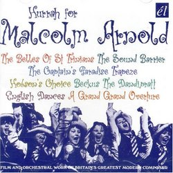 Hurrah for Malcolm Arnold