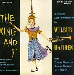 The King And I: The Hit Musical - A Modern Jazz Interpretation