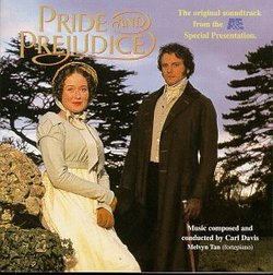 Pride and Prejudice: The Original Soundtrack from the A&E Special Presentation