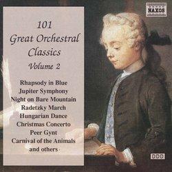 101 Great Orchestral Classics 2